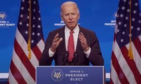 Joe Biden's begging bowl demeans the world's most powerful post | Joe Biden  | The Guardian